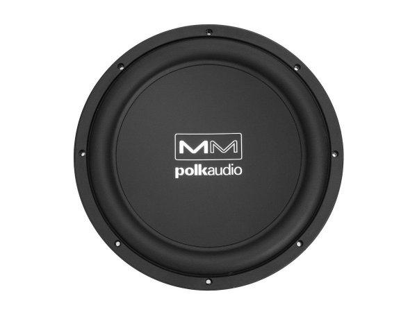 Polk Audio MM-1240 - subwoofer samochodowy