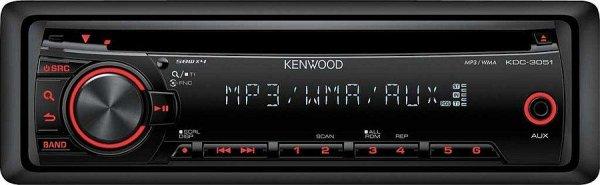 Kenwood KDC-3051R - radioodtwarzacz