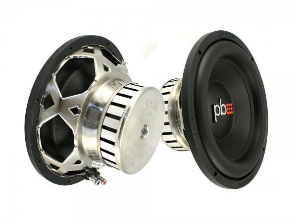 Powerbass M-12 - subwoofer samochodowy