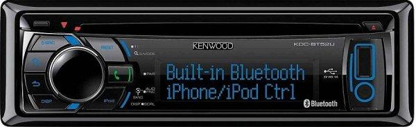 Kenwood KDC-BT52U - radioodtwarzacz