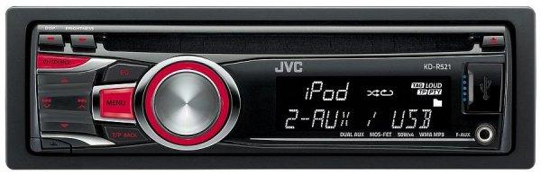 JVC KD-R521 - radioodtwarzacz