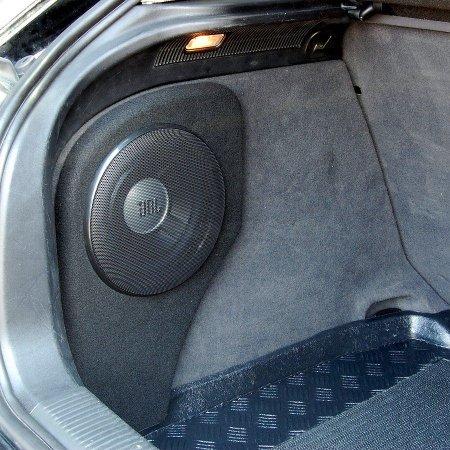 Audi A3 8P - obudowa subwoofera