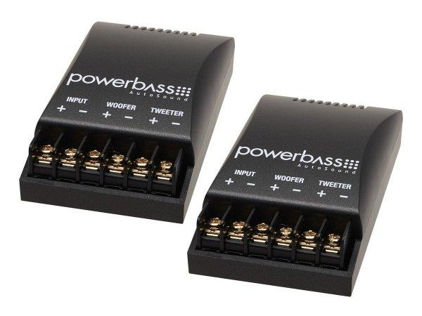 PowerBass S-50C - zastaw głośników samochodowych