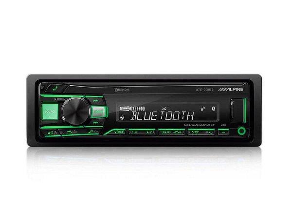 Alpine UTE-201BT - radioodtwarzacz samochodowy