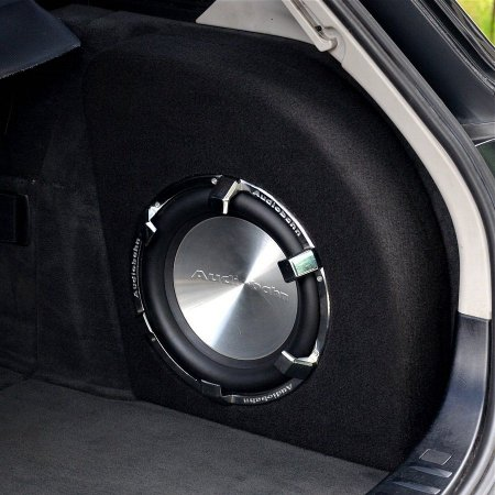 BMW 3 E91 Touring - obudowa subwoofera