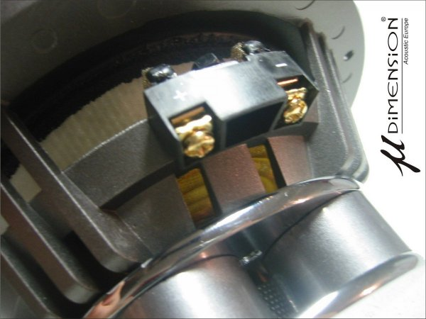 u-Dimension ProX M5 - głośniki średnio-niskotonowe