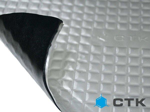 CTK Standard 2.5 mm - mata tłumiąca 50x70cm, 1szt.
