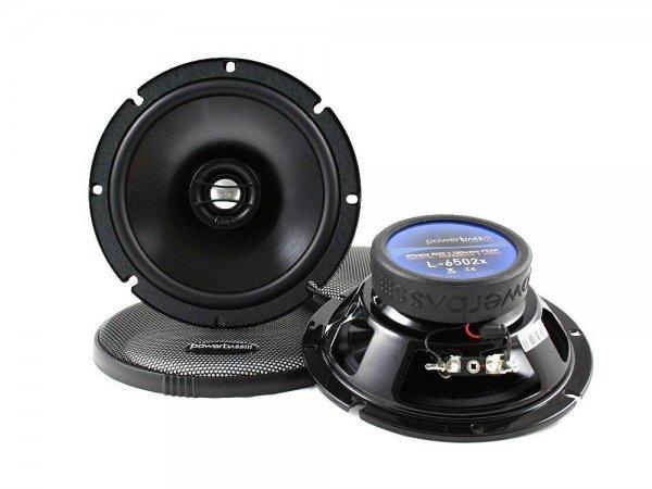 Powerbass L-6502x - głośniki samochodowe
