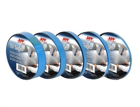 APP TD Super 25/10 - taśma dwustronnie klejąca