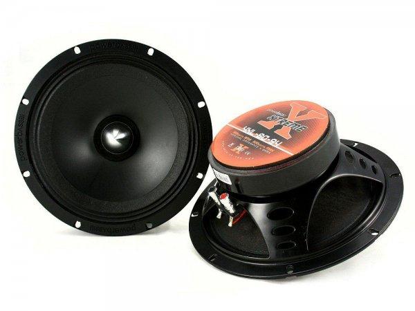 Powerbass 4XL-80-94 - głośniki średnio-niskotonowe