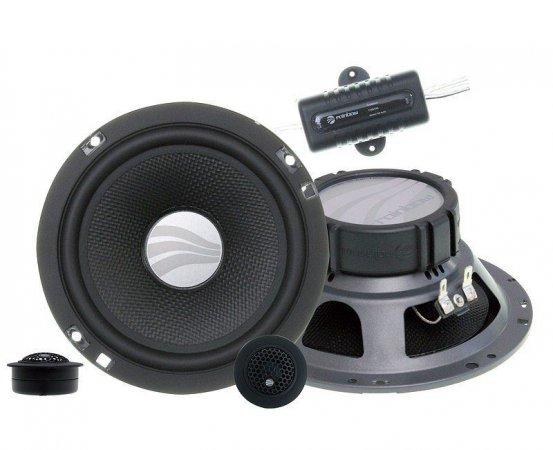 Rainbow EL-C6.2 - głośniki samochodowe