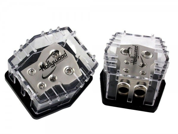 Hollywood HPDX-04 - rozdzielacz kabli
