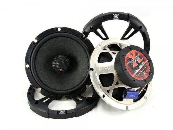 Powerbass 2XL-650T - głośniki samochodowe