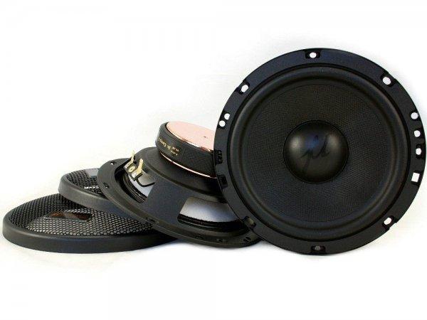 u-Dimension Jr. M6 - głośniki średnio-niskotonowe