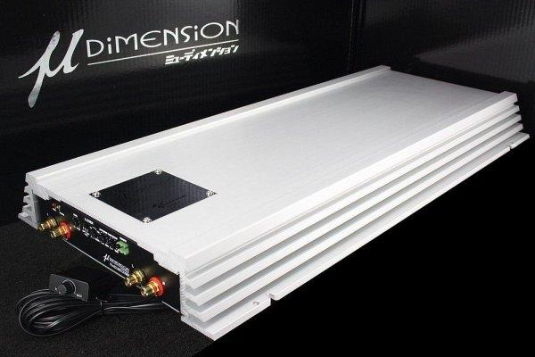 u-Dimension ProZ 1-3000D - wzmacniacz samoch.