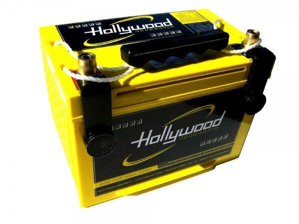Hollywood TSGM - kątowe terminale akumulatora
