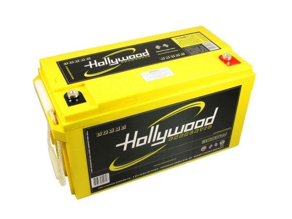 Hollywood SPV-70 - akumulator AGM - 70Ah