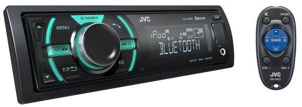 JVC KD-X50BT - radioodtwarzacz