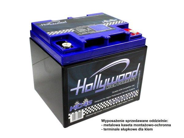 Hollywood HC-45 - akumulator 12V