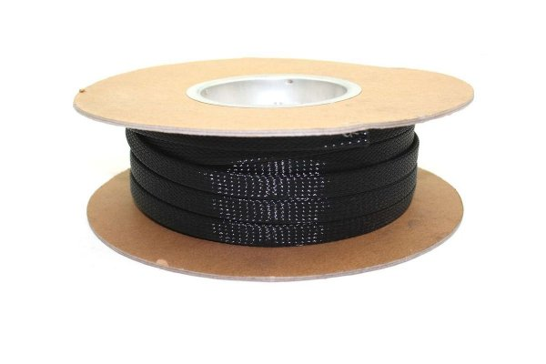 Hollywood FLX-12mm BK /35mm2 - oplot kabla