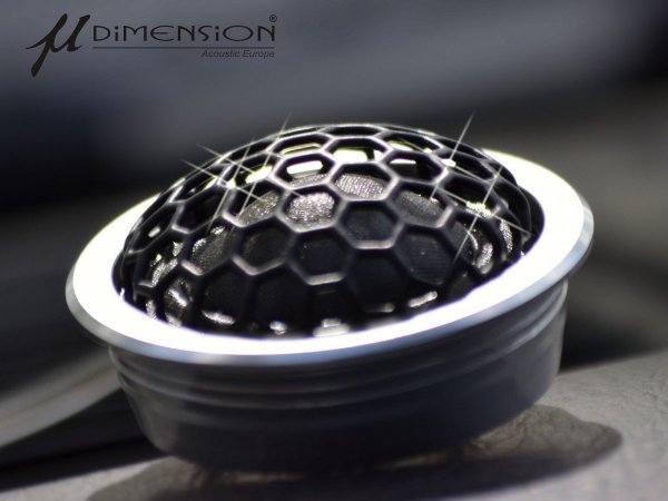 u-Dimension ProX Master 5 - zestaw głośników, neodym