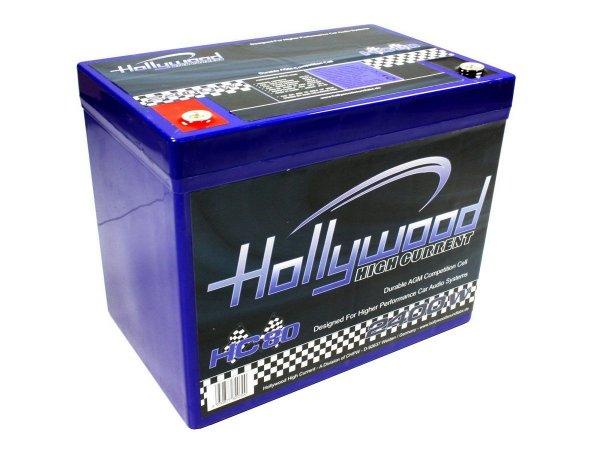 Hollywood HC-80 - akumulator 12V