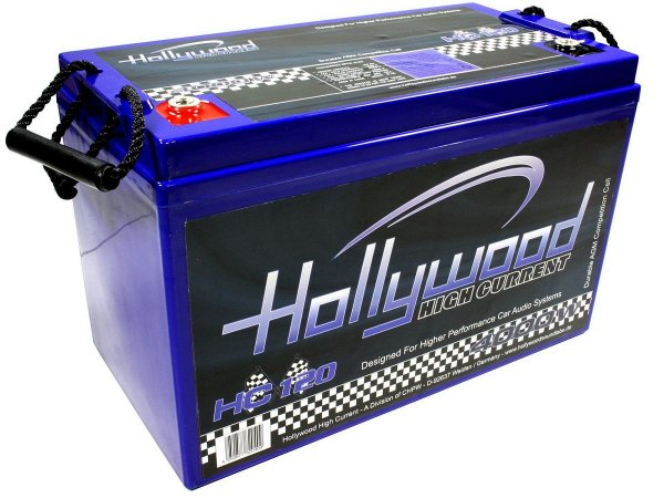 Hollywood HC-120 - akumulator 12V