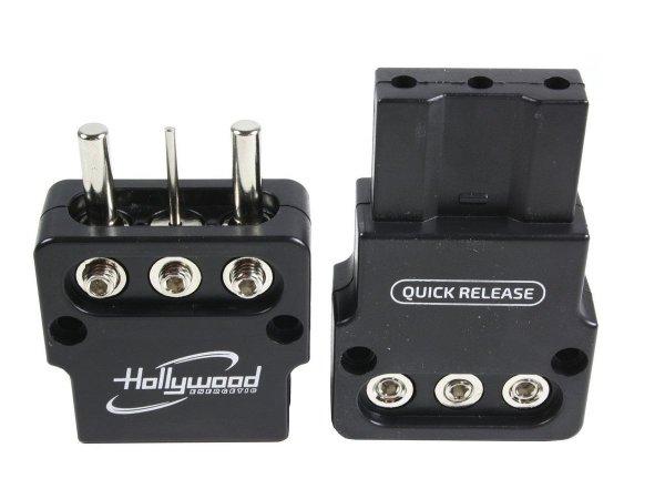 Hollywood HPC-4 - złącze zasilania subwoofera aktywn.