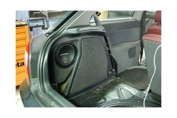 Audi A3 8L - obudowa subwoofera