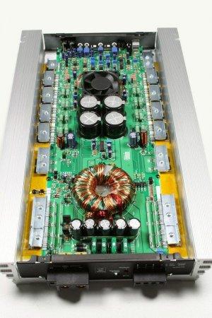 u-Dimension ProZ 1-1500AB - wzmacniacz somoch.