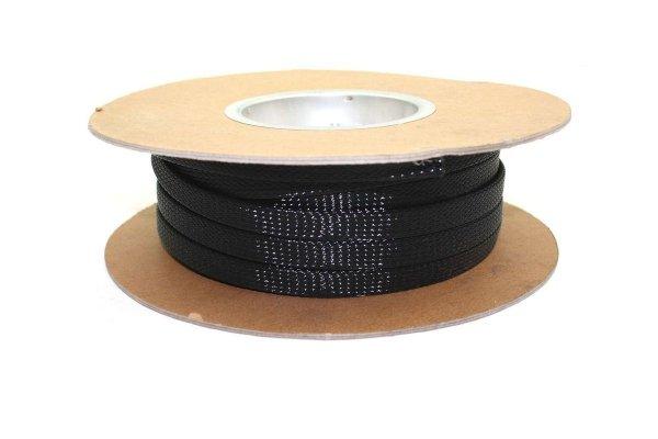 Hollywood FLX-3mm BK/ 6mm2 - oplot kabla