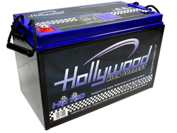 Hollywood HC120C - obudowa akumulatora 330x170x215