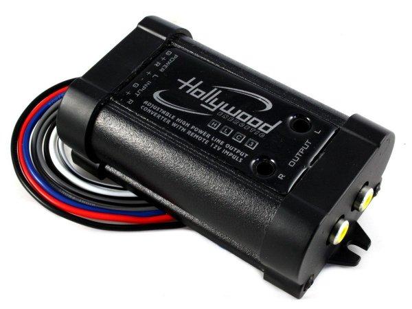 Hollywood HLC-3 - konwerter sygnału High/Low z REM