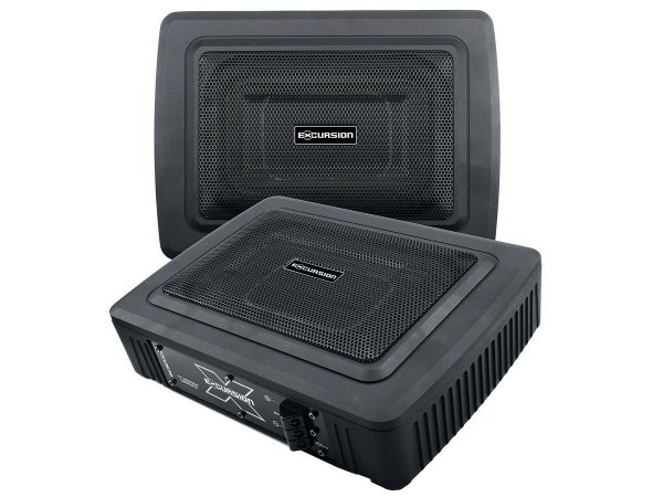 Excursion PX-US79 - 2 pasywne subwoodery pod fotel