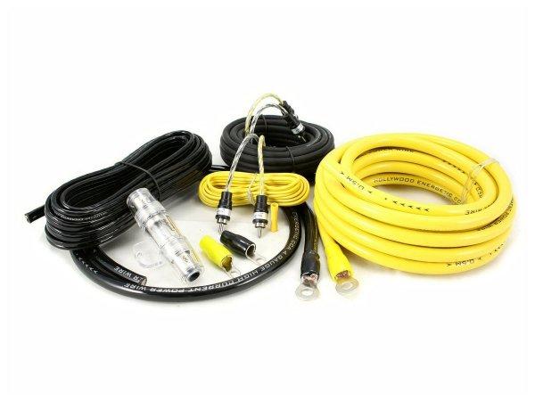 Hollywood CCA-24 - zestaw kabli do wzmacniacza