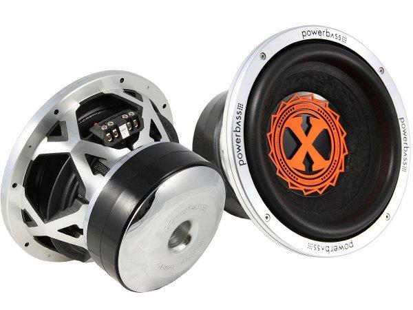 Powerbass 3XL-121D - subwoofer samochodowy