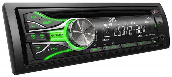 JVC KD-R432 - radioodtwarzacz