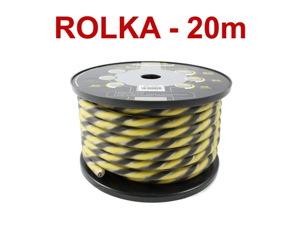 Hollywood PRO SX-10 - kabel głośn. 2x5,5 mm2 /20m