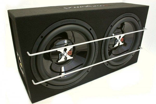 Powerbass PXDC-12 - subwoofer pasywny