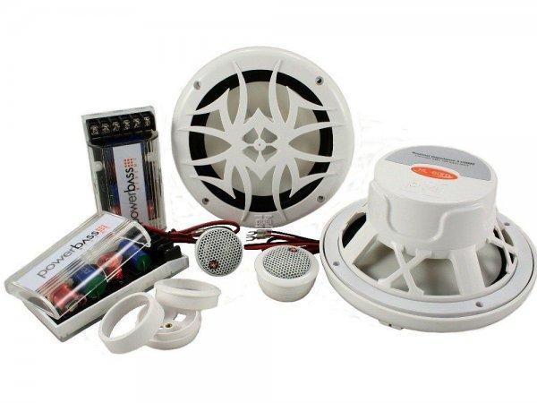 Powerbass XL-60M - głośniki wodoodporne