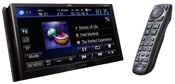 JVC KW-AV70BT - stacja multimedialna