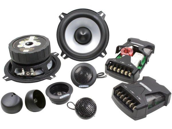 Hollywood HX-5 Comp - głośniki samochodowe