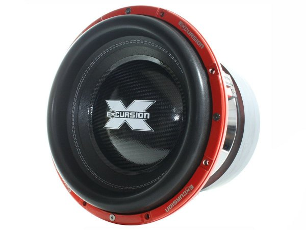 Excursion RXD-12D2 - subwoofer do zastosowań SPL