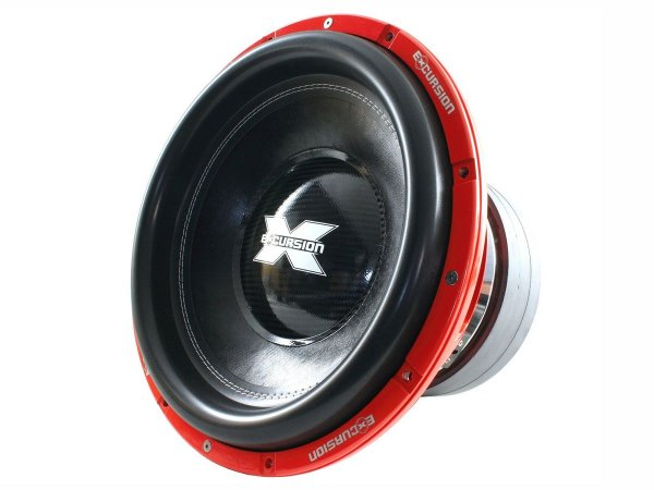 Excursion RXD-15D2 - subwoofer do zastosowań SPL