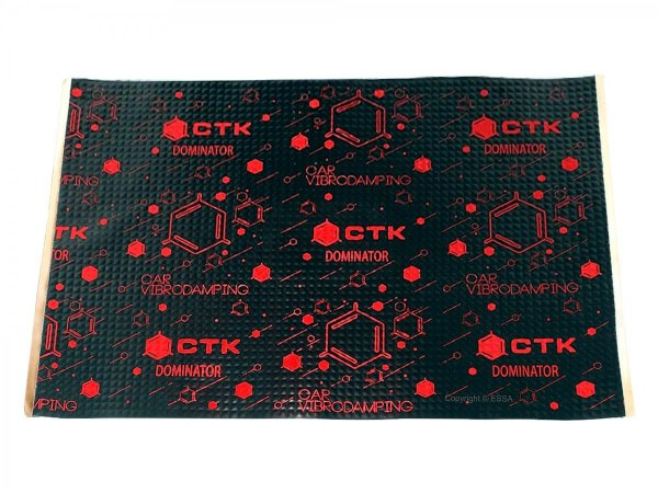 CTK Dominator SPL 2 - mata tłumiąca 50x70cm, 1szt.
