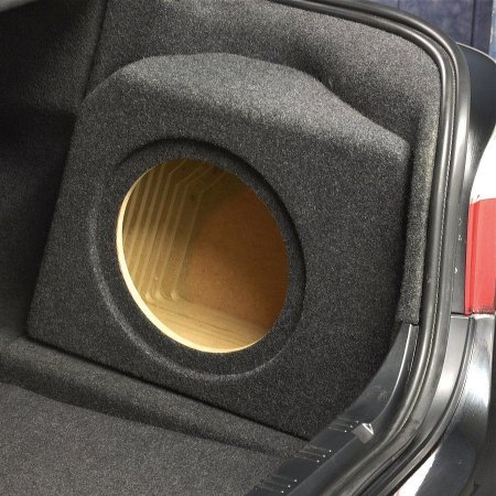 BMW 5 E60 Sedan R - obudowa subwoofera