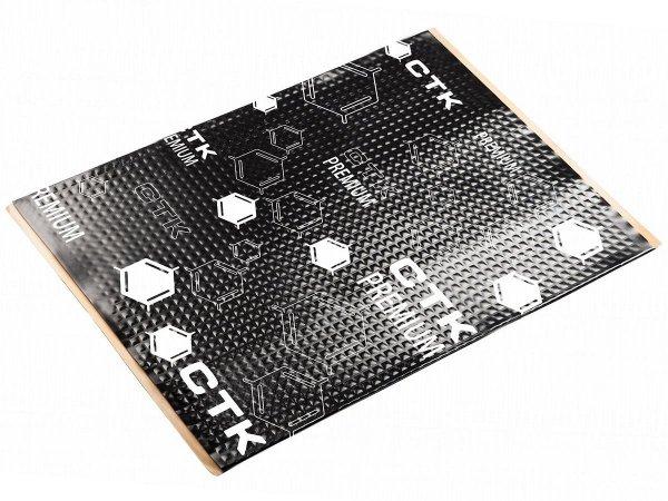 CTK Premium 2.2 mm - mata tłumiąca 37x50cm, 1szt.