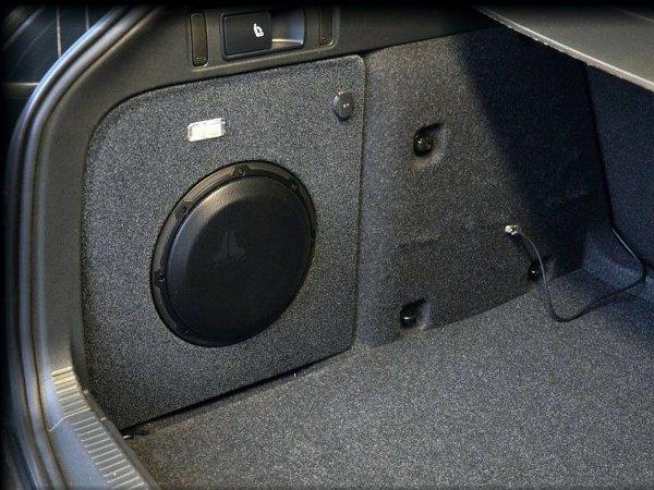 Skoda Octavia 3 Wagon - obudowa subwoofera