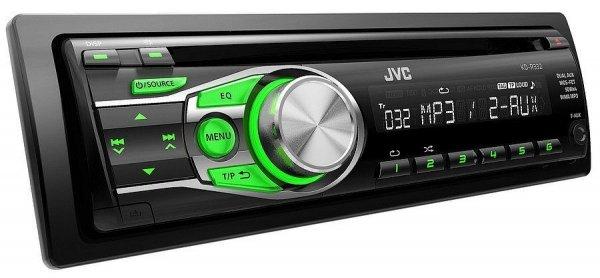 JVC KD-R332 - radioodtwarzacz