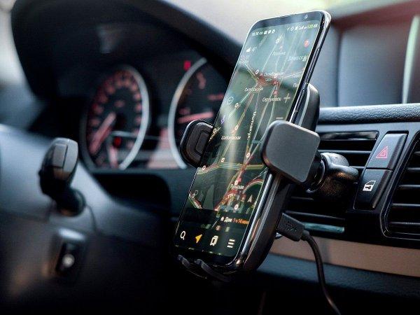 Neoline Fixit Qi C2 - uchwyt telefonu z ładowarką Qi